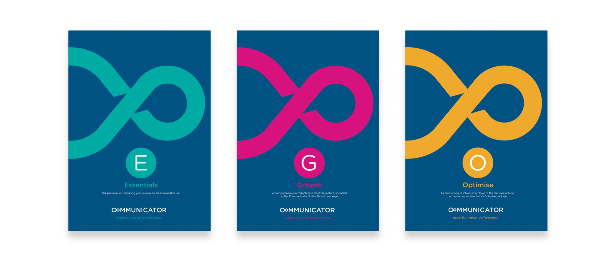 Communicator Campaign Brochure