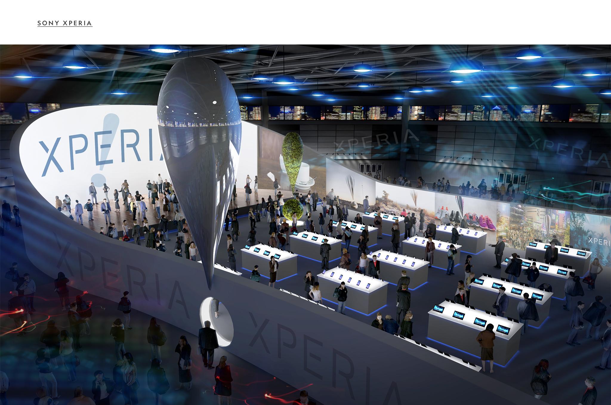 Xperia Arena 3D