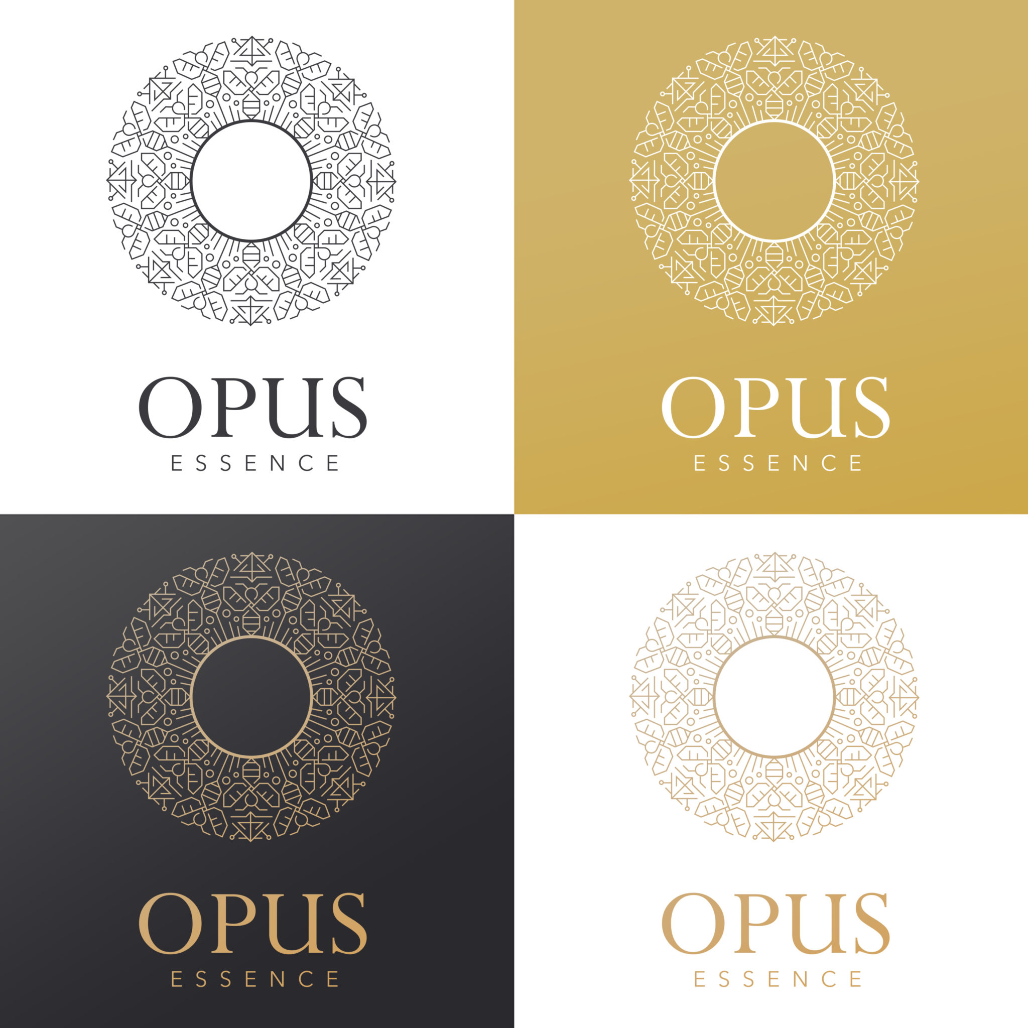Opus Essence Logo