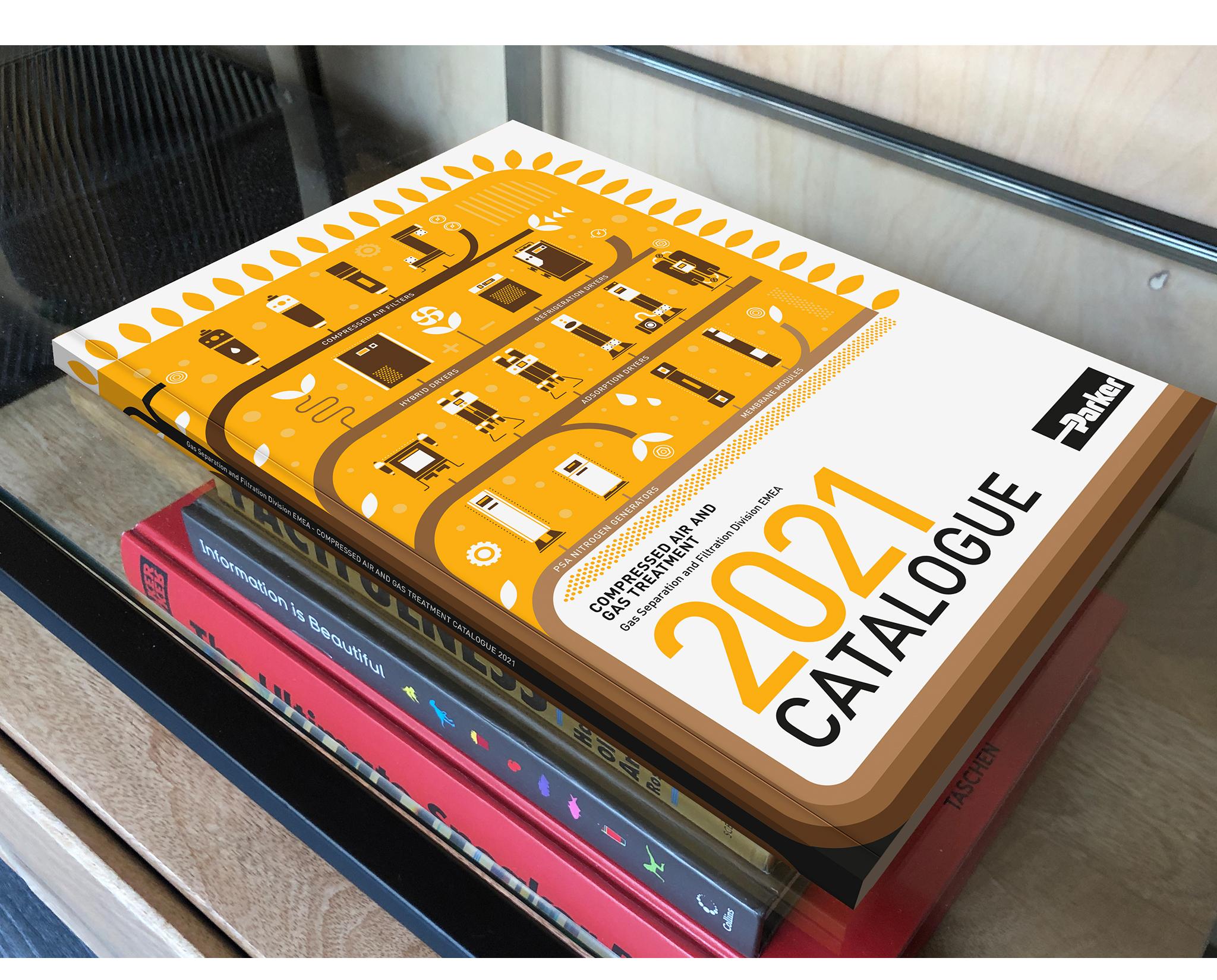 Parker Catalogue Portfolio 2