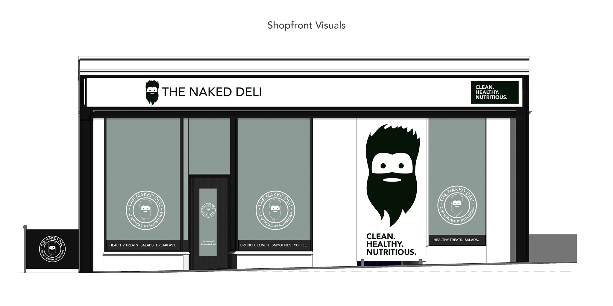 The Naked Deli Portfolio 1
