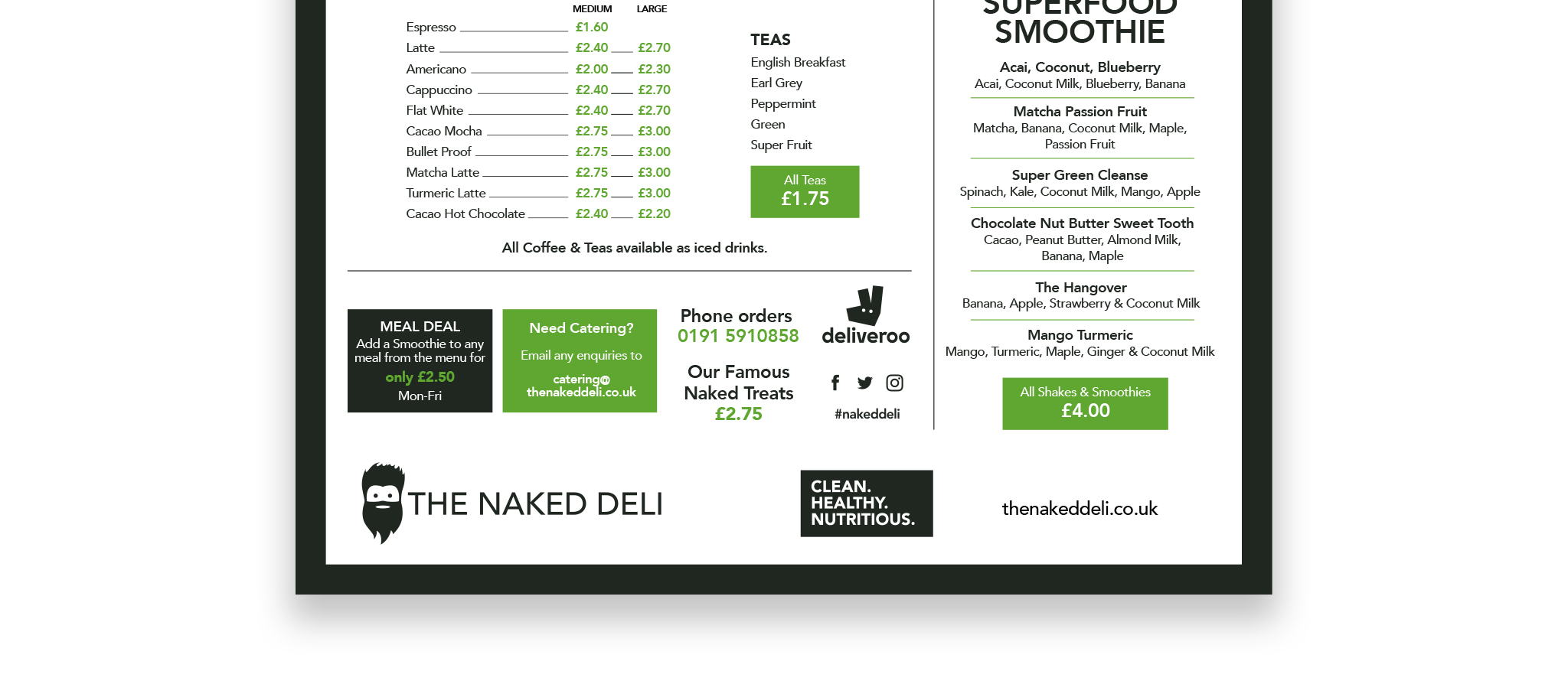 The Naked Deli Portfolio 12