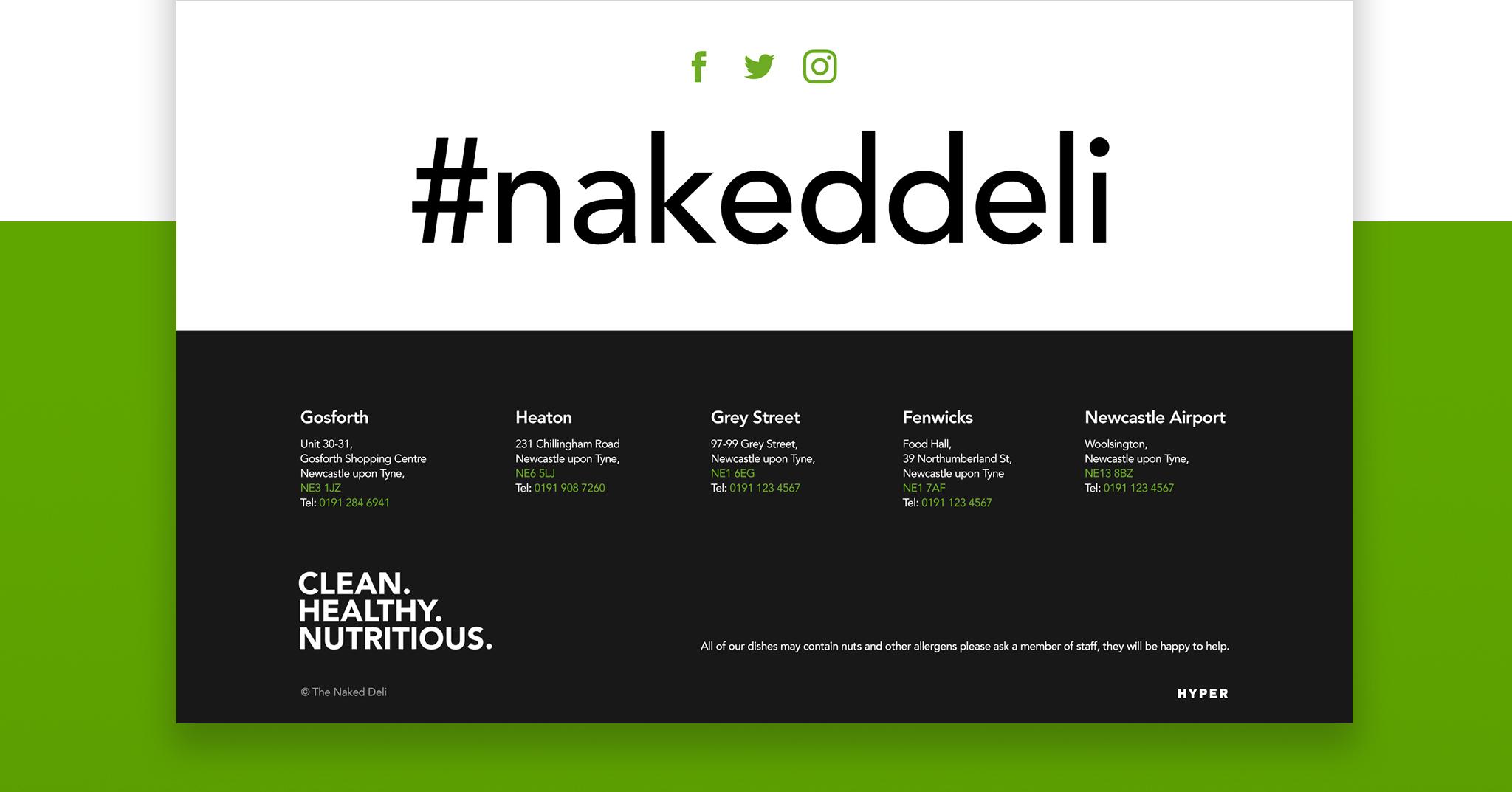 The Naked Deli Portfolio 9